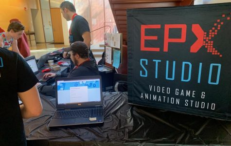 Video-game conference brings in professionals from the industry
