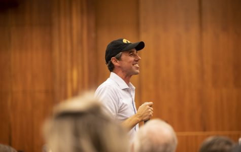 McComas: Beto O'Rourke emerges as a viable candidate after Iowa City stop