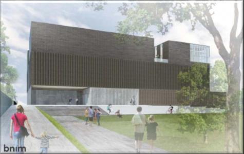 UI planning groundbreaking for Stanley Museum of Art