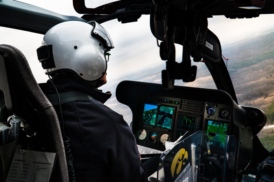 An inside look into the University of Iowa Hospitals & Clinics' AirCare team