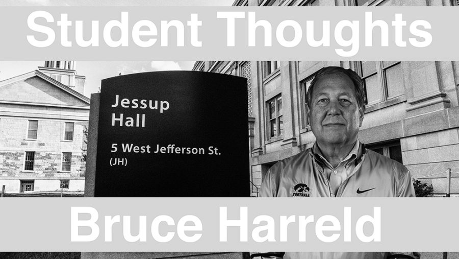 Student Thoughts Episode 2: Can you identify UI President Bruce Harreld?