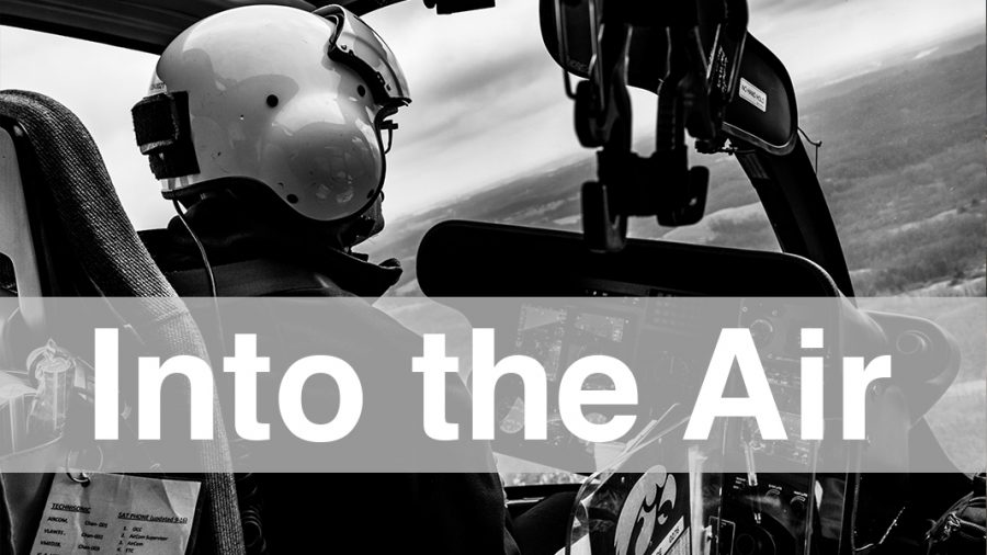 Video: Into the air with UIHC's AirCare Team