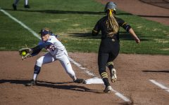 Hawkeye softball picks up one win, drops Rutgers series