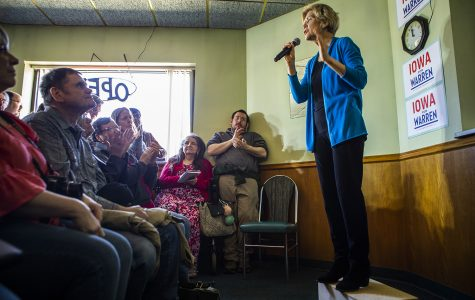 How are eastern Iowans reacting to Elizabeth Warren's policy rollouts?
