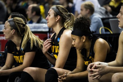 Iowa draws 10 seed, faces 7-seed Cincinnati in NCAA Tournament