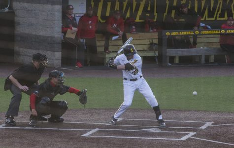 Whelan continues to break out of slump in Iowa's win over Rutgers