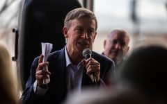 2020 candidate John Hickenlooper pitches 'progressive alternatives' to nationalizing health care, free college