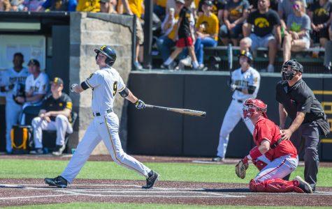 Photos: Iowa baseball vs. Nebraska (4/20/2019)