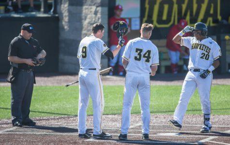 Iowa baseball topples Nebraska, wins fourth-straight Big Ten series