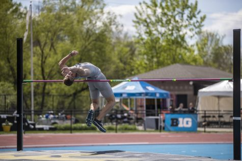 Photos: 2019 Big Ten Outdoor Track and Field Championships (5/12/2019)