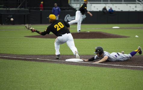 Photos: Iowa baseball vs. Western Illinois (5/1/2019)