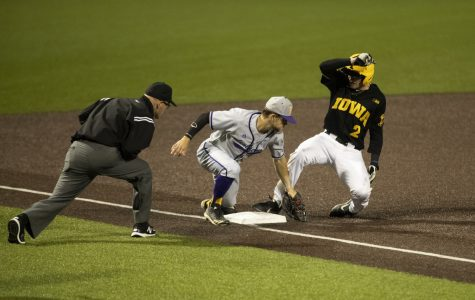 Iowa baseball's offense ready for Cal-Irvine pitchers
