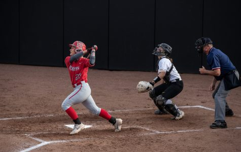 Hawkeye softball blanked by Buckeyes