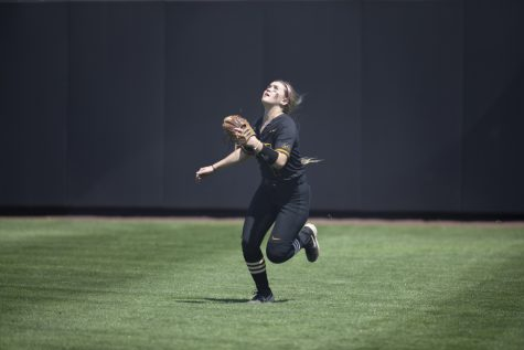 Iowa softball falls to Northern Iowa on the road
