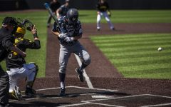 Iowa baseball falls to Cal-Irvine in series finale