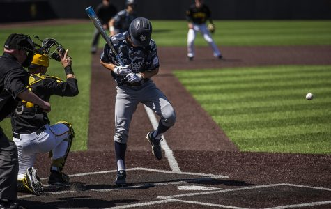 Iowa baseball falls to Cal-Irvine in series finale