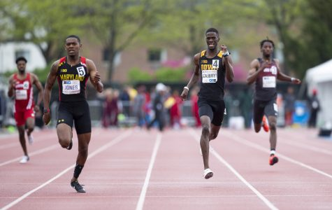 Iowa men's track and field wins Big Ten Outdoor Championship
