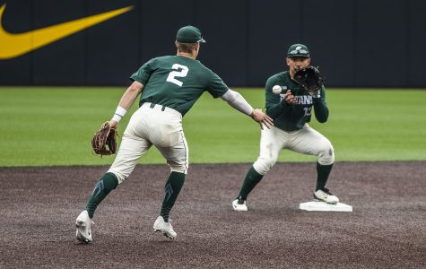 Iowa baseball loses Game 3, series to Michigan State