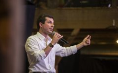 In Iowa City campaign stop, Buttigieg says 'we've got to win' to decide America's long-term future
