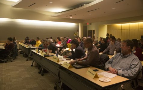 University of Iowa Staff Council holds 2019-2020 elections