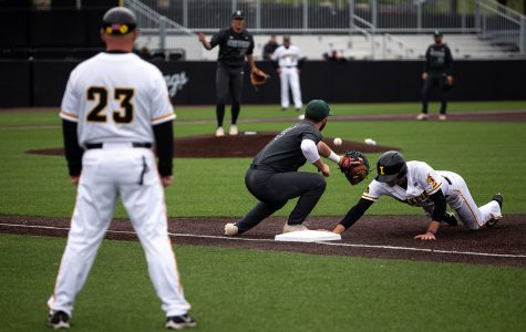 Photos: Iowa baseball vs. Michigan State (5/12/2019)