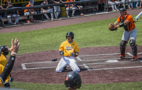 Iowa looking at second base options in wake of Boe injury