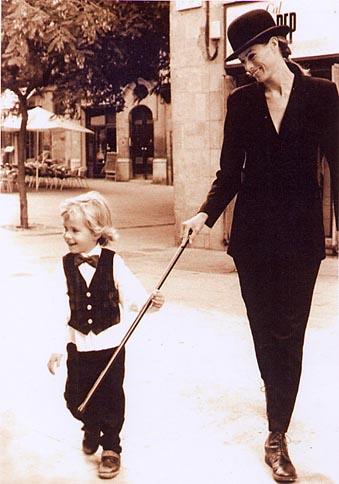 Marianne y Yancy