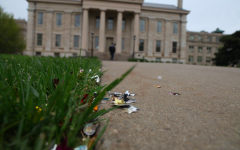 Pentacrest Museums offers free confetti Photoshop in exchange for not littering