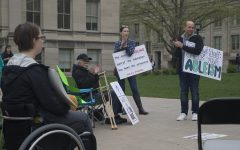 Students rally for disability awareness and inclusion on campus