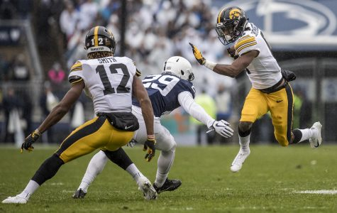 Point/Counterpoint: Who will step up on the Iowa offense?