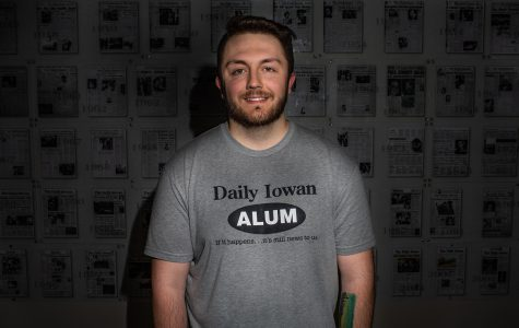 Miskimen: Reflecting on my time as editor-in-chief of The Daily Iowan