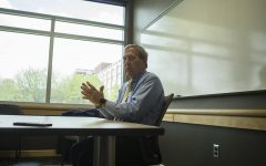 Q&A: UI President Bruce Harreld talks tuition, Modern Piping dispute, future at UI