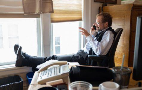 International Writing Program director reflects on worldwide career