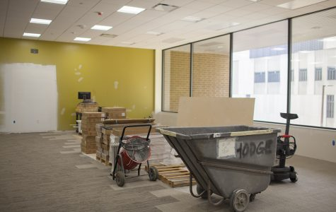 University of Iowa to open a new Student Services Center