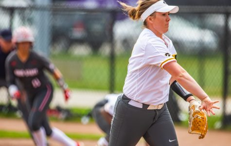 Photos: Iowa softball vs. Ohio State (5/5/2019)