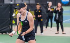 Iowa tennis teams success bodes well for next year