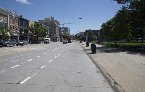 New bike lanes improve commute to University of Iowa campus
