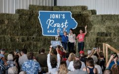 Joni Ernst commences 2020 Senate campaign at Roast and Ride