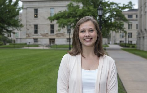 UI student, proficient in four languages, to teach English under Fulbright