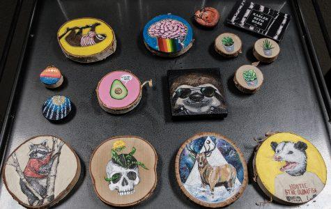Local artists host art exhibit to help fund nonprofits