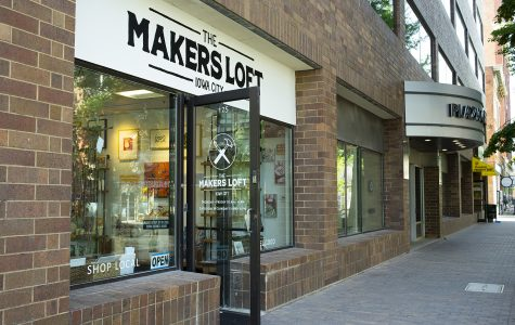 New location, new day for artist-friendly Makers Loft