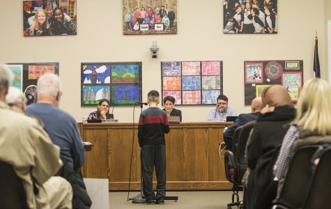 IC School District proposes sustainability resolution