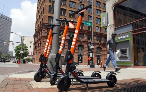 Lotenschtein: Dispatches from Tel Aviv: E-scooters dominate the metropolitan area, colliding with cars and pedestrians