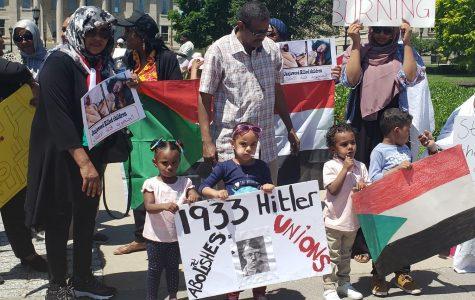 Iowa City's Sudanese population calls for U.S. response to Sudan crisis