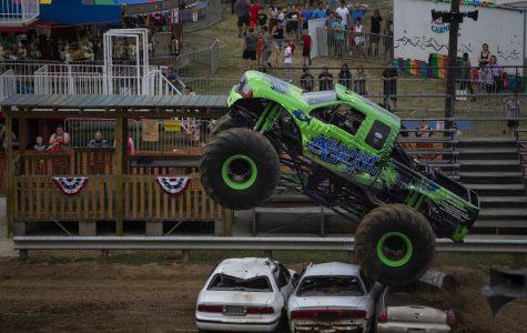 Photos: All-Star Monster Truck Show