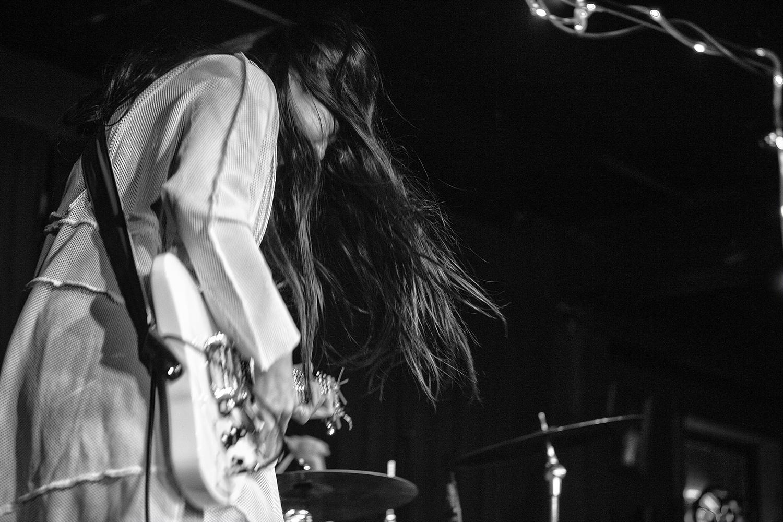 SASAMI performs at the Mill on July 21, 2019.