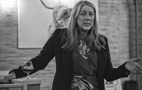 Photos: Democratic Candidate Kimberly Graham visits Iowa City