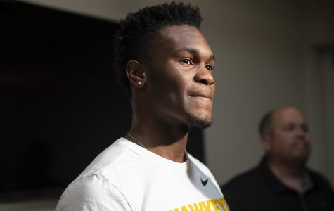 Toussaint brings New York toughness to Hawkeyes