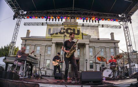 Jazz Fest brings unique genre to IC music scene