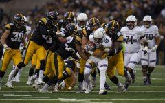 Iowa's run defense, receiver depth key against Northwestern